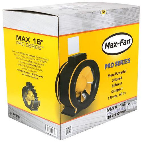 Can-Fan Max-Fan Pro Series Mixed Flow Fans
