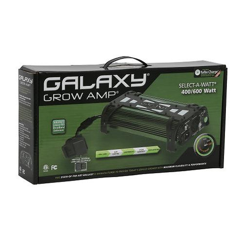 Galaxy® Grow Amp® Electronic Ballasts - 120-240 Volt 400/600/Turbo