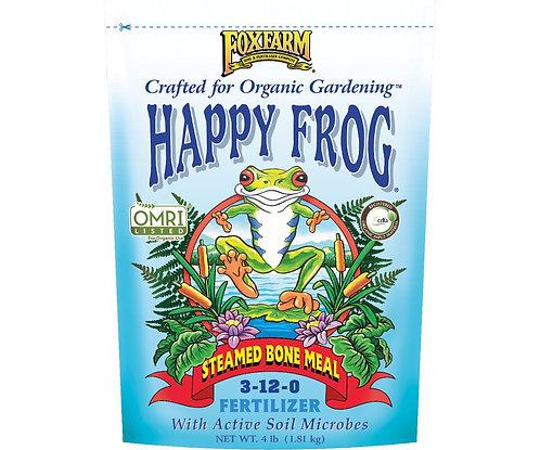 FoxFarm Happy Frog® Steamed Bone Meal Fertilizer, 4 lb bag