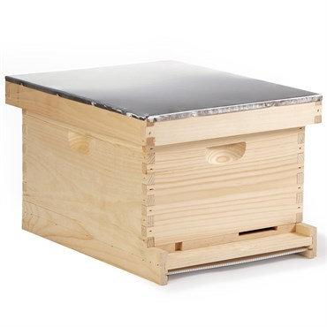 Miller 10 Frame Complete Beehive