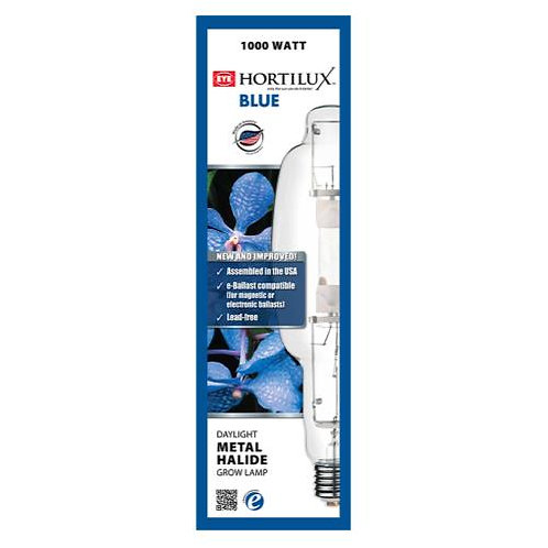 Eye Hortilux® Blue 400 Watts Daylight Metal Halide Lamps