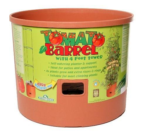Hydrofarm GCTB Tomato Barrel with 4-Foot Tower