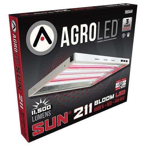 Agro LED  Sun 211 Bloom LED 6500K + Red + Far Red - 120 Volt
