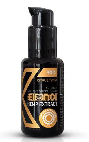 Hemp Oil Liposomes 300mg CBD, CitrusTwist