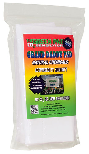 Green Pad Grand Daddy Pad