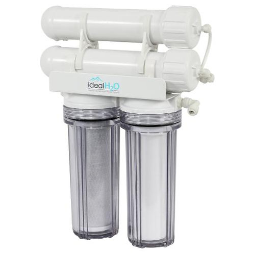 Ideal H2O® Classic 3 Stage RO Systems with Coconut Carbon Pre Filter - 200