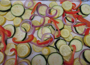 Simple Roasted Squash Medley