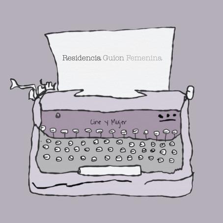 Residencia de Guion Femenina 1a. Edición.