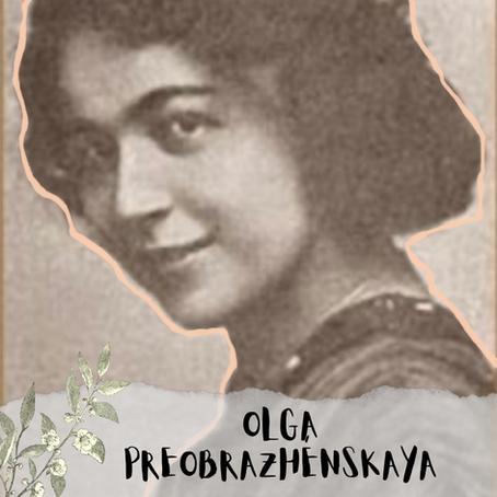 El campo soviético de Olga Preobrazhénskaya