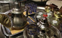 Marokaanse muntthee