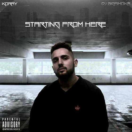 Starting From Here EP OUT NOW