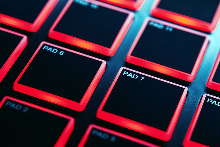 Midi Pads Of Modern Controller.jpg