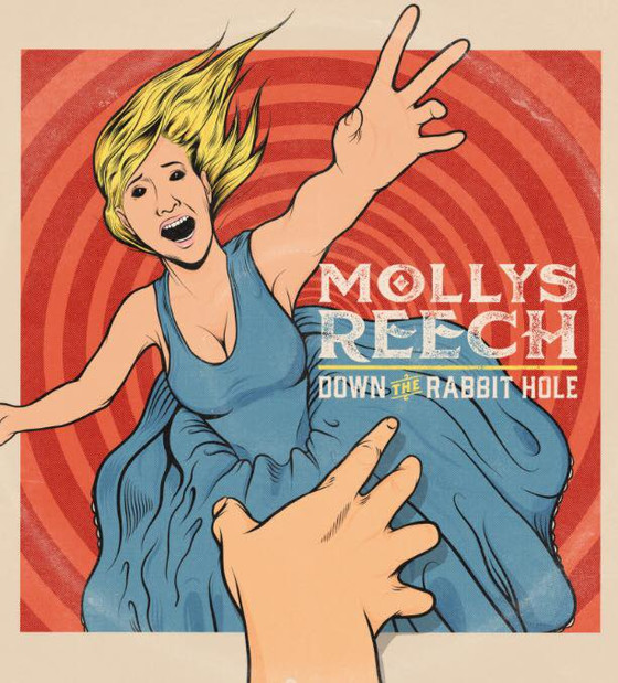 New Album From Molly's Reech Titled (Down The Rabbit Hole)