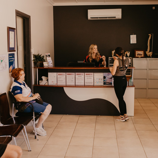 Waiting Room - Bodyfix Physiotherapy