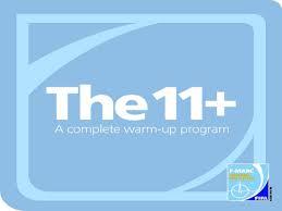 FIFA 11+ Warm Up Programme