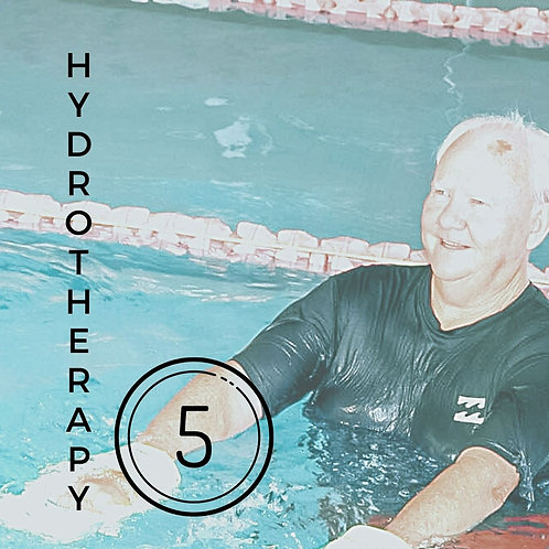 Charters Towers Hydrotherapy 5 Class Pass