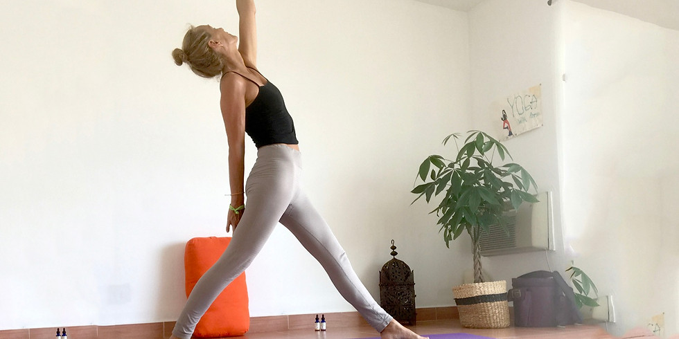 Private One on One Yoga class -