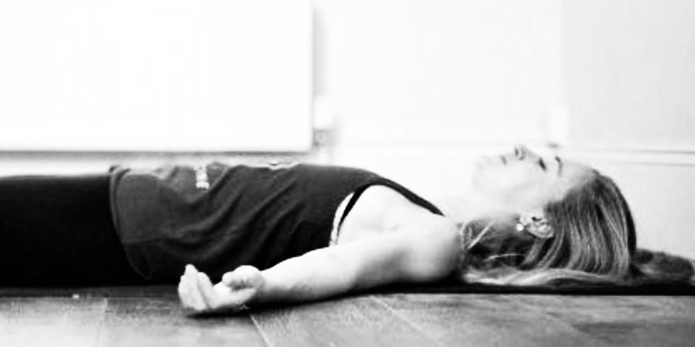 Yoga Class: Sunday September 13 @ 6:00pm Eastern Time