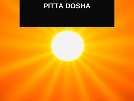 Pitta Dosha (Fire + Water)