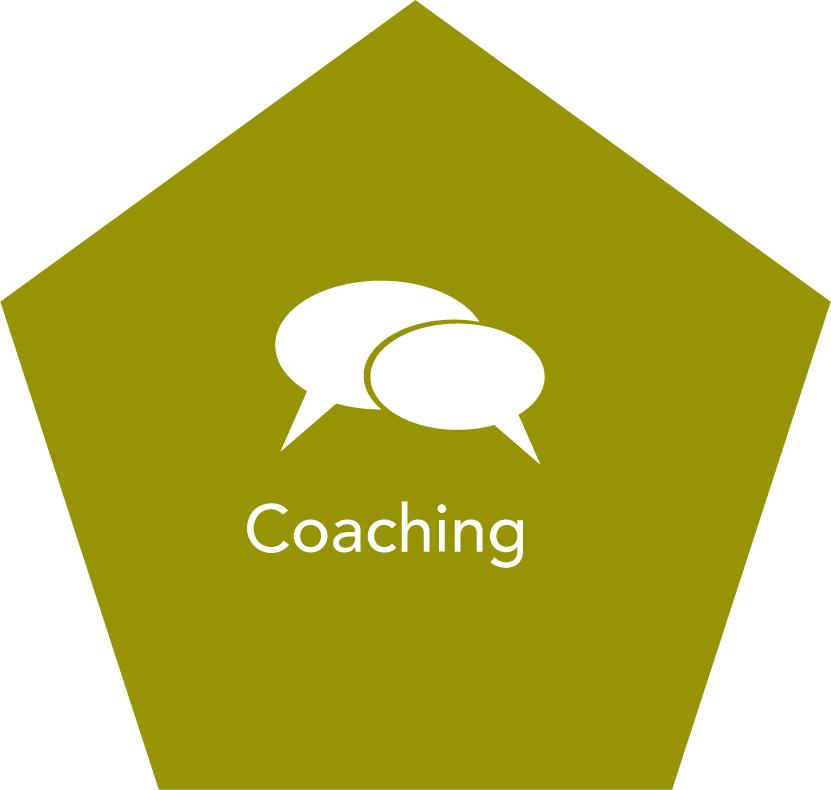 Coaching icoon