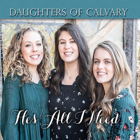Daughters of Calvary - Album Cover 1400x