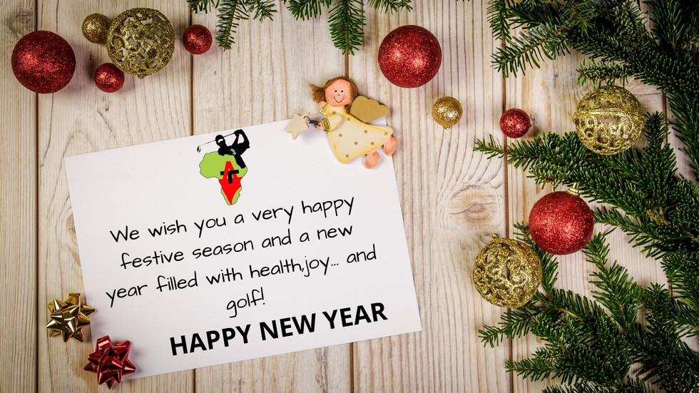 African Tour Wishes You A Happy New Mont