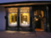 Art Nouveau Coffee Shop in Ipswich