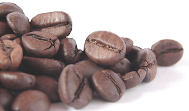 Coffee Beans Bursting with Flavour