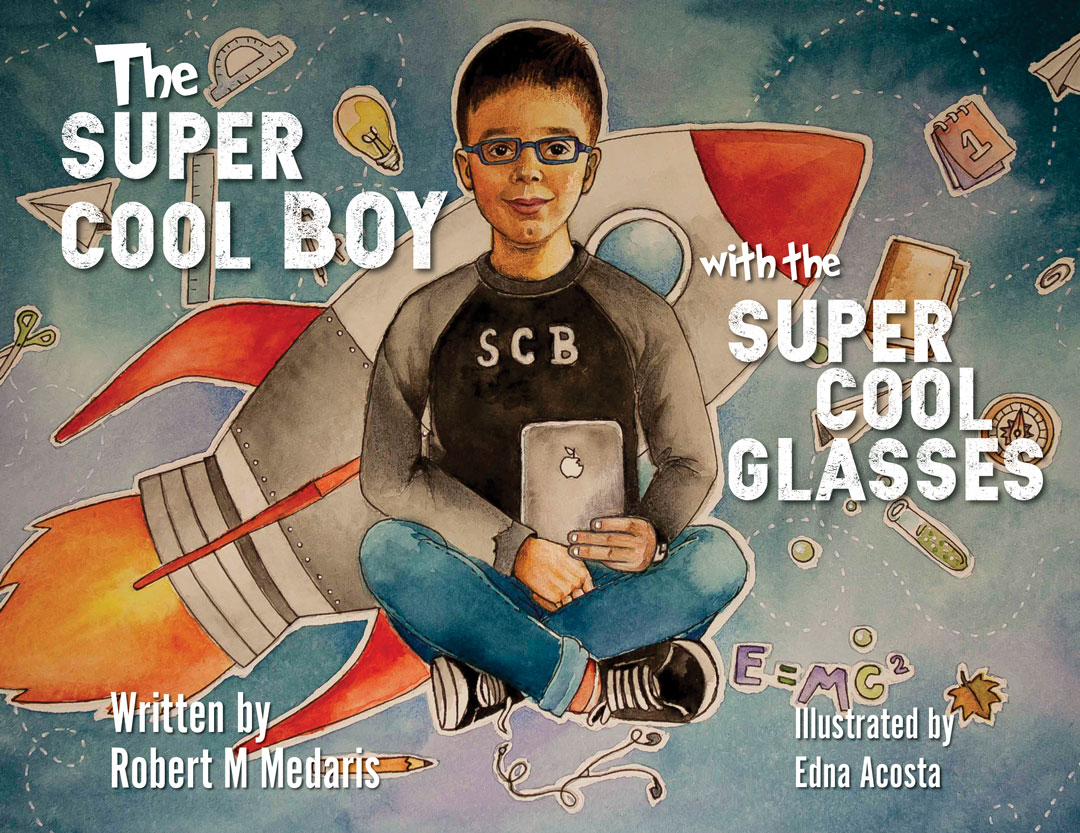 The Super Cool Boy with the Super Co