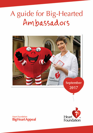 Heart Foundation Australia Samples