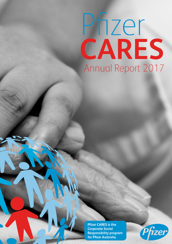 Pfizer Cares Annual Report