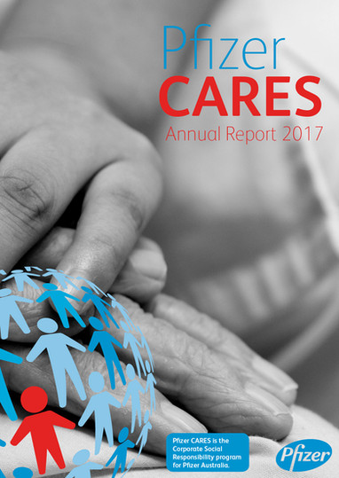 Pfizer Cares Annual Report