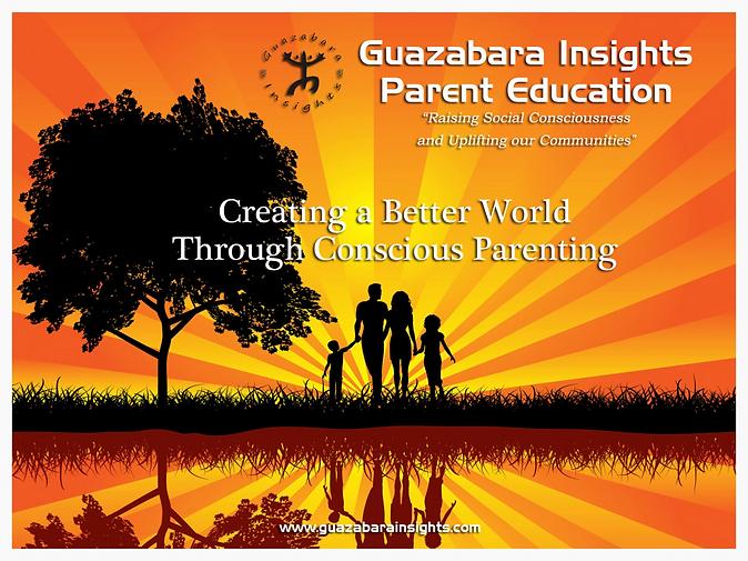 Social Consciousness Cultural Education Parent Education