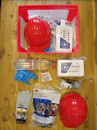 Entrega Kit De Emergencia Frente A Turbas