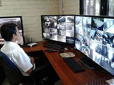 Operador CCTV