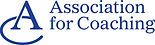 Association for Coaching Logo (Blue) Mai
