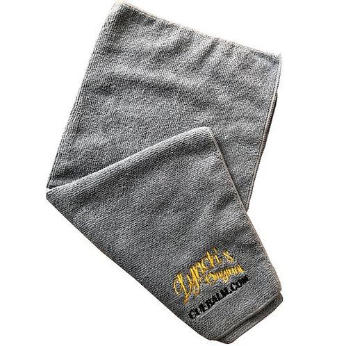 Lynch's Original premium cue polishing towel