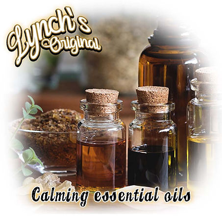 lynch's original cue balm oils