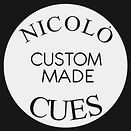cuebalm nicolo custom made cues malta
