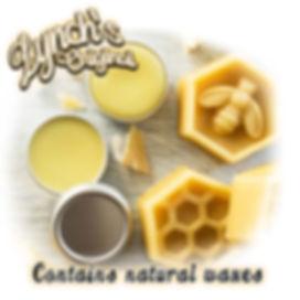 lynch's original cue balm waxes