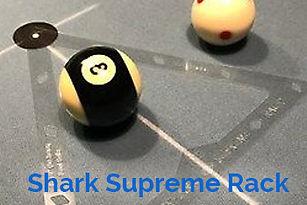 shark supreme rack cuebalm