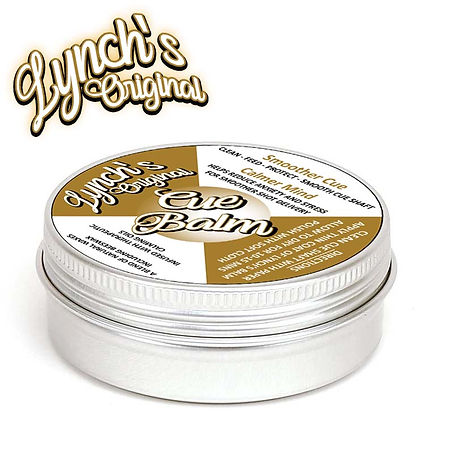 lynch's original cue balm tin