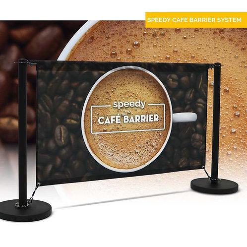 Speedy Cafe Barrier system - STARTER