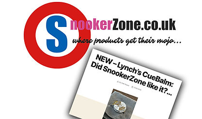 snookerzone review lynchs cue balm