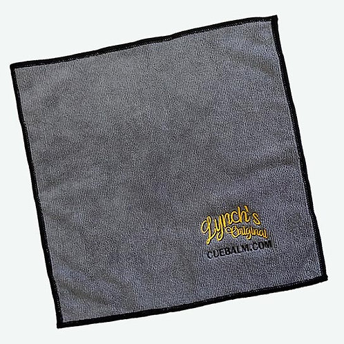 Lynch's Original premium cue polishing towel