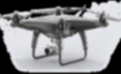 Zdjęcia i filmy z drona w 4K Phantom 4 pro obsidian