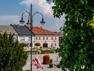 Kamienica Rynek 13 w Kętach