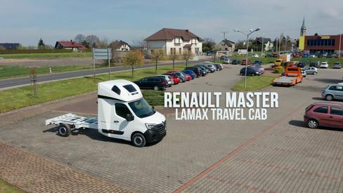 Kabina sypialna Lamax Travel CAB