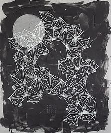 Abstração 100x120cm