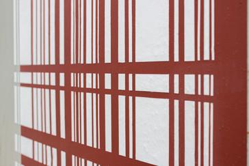 Silhueta paralela, 92x60cm